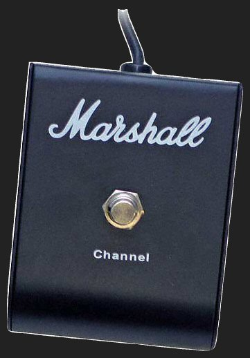 marshall footswitch 1 kanaal